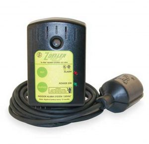 sump pump alarm for your home