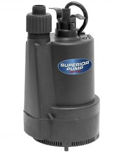 Best Small Sump Pump