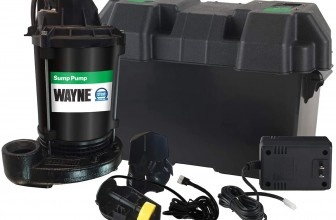 Wayne ESP25 Battery Backup Sump Pump Review