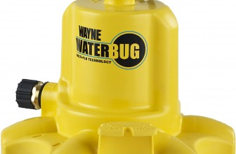 WAYNE WWB WaterBUG Submersible Pump Review