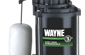WAYNE CDU800 Sump Pump Review